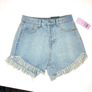 Light blue Wild Fable High Rise Jean Shorts